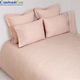 Наволочка Luxberry PLOMBIR 70*70, цвет: розовый