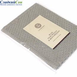 Коврик Luxberry КОКО 55*75, цвет: серый
