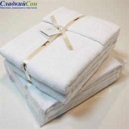 Полотенце Luxberry BATH & CO, цвет: белый