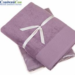 Полотенце Luxberry JOY, цвет: лиловый