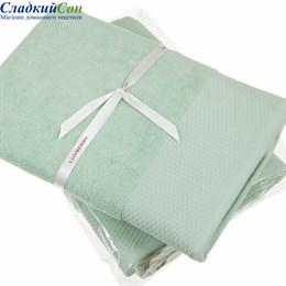 Полотенце Luxberry JOY, цвет: зеленый