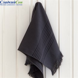 Полотенце Luxberry Simple, цвет: антрацит lux03649