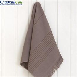 Полотенце Luxberry Simple, цвет: шоколад lux04147