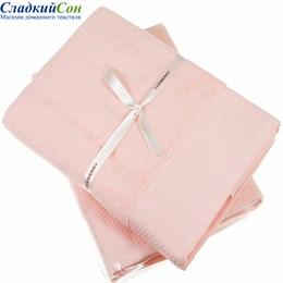 Полотенце Luxberry JOY, цвет: розовый