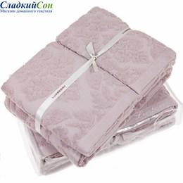 Полотенце Luxberry New England, цвет: розовая глина