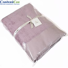 Полотенце Luxberry SENSES, цвет: старая роза