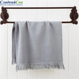 Полотенце кухонное Luxberry MACARONI, цвет: светло-серый