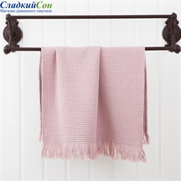 Полотенце кухонное Luxberry MACARONI, цвет: розовый