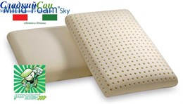 Подушка Vefer s.p.a. Mind Foam Sky Portogallo c чехлом