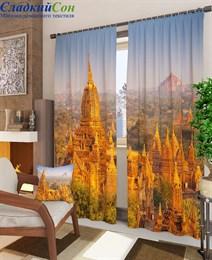 Комплект фотоштор ТомДом Мьянма