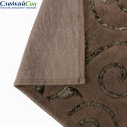 Набор ковриков Arya Sarmasik коричневый