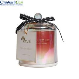 Ароматическая свеча Arya Treasured Rose