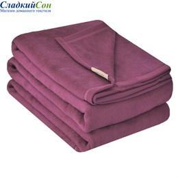 Плед Valerie Concept RAINBOW BERRY фиолетовый