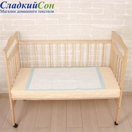 Пелёнка детская впитывающая одноразовая 90х60 см