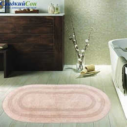 Набор ковриков для ванной Sofi de Marko IRBIS (пудра) 60*100/50*50