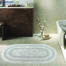 Набор ковриков для ванной Sofi de Marko IRBIS (серый) 60*100/50*50