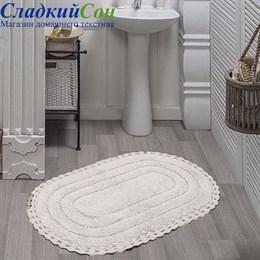 Коврик для ванной Sofi de Marko YANA (крем) кружевной 60*100