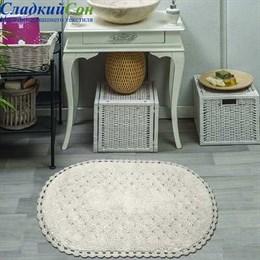 Набор ковриков для ванной Sofi de Marko AVRORA (крем) кружевной 60*100/50*70