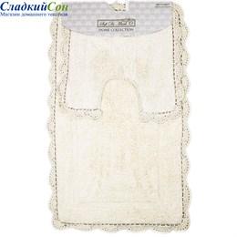 Набор ковриков для ванной Sofi de Marko CLEO (крем) 60*100/50*50