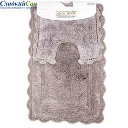 Набор ковриков для ванной Sofi de Marko CLEO (мокко) 60*100/50*50