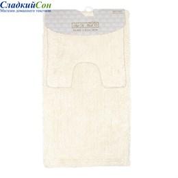 Набор ковриков для ванной Sofi de Marko LUNA (крем) 60*100/50*50