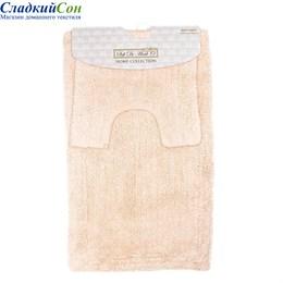 Набор ковриков для ванной Sofi de Marko LUNA (пудра) 60*100/50*50