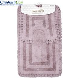 Набор ковриков для ванной Sofi de Marko REBECCA (мокко) 60*100/50*50