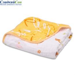Детское муслиновое одеяло Qwhimsy Красная книга QBL003
