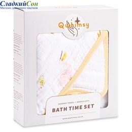 Набор полотенец для купания Qwhimsy Красная книга QHT003