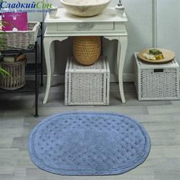 Набор ковриков для ванной Sofi de Marko DEBORA (синий) 60*100/50*70