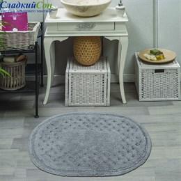 Набор ковриков для ванной Sofi de Marko DEBORA (темн.фиол) 60*100/50*70