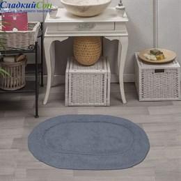 Набор ковриков для ванной Sofi de Marko GALYA (темн.фиол) кружевной 60*100/50*70