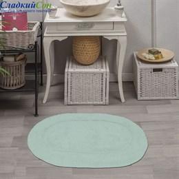 Набор ковриков для ванной Sofi de Marko GALYA (ментол) кружевной 60*100/50*70
