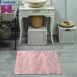 Набор ковриков для ванной Sofi de Marko JILLIAN (пудра) 60*100/50*70