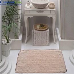 Коврик для ванной Sofi de Marko HACRI (пудра) 50х80см