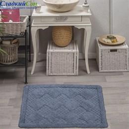 Набор ковриков для ванной Sofi de Marko JARDIN (темн.фиол) 60*100/50*70