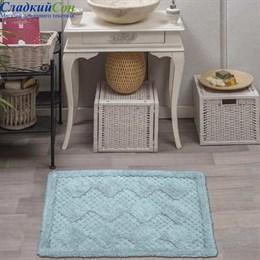 Набор ковриков для ванной Sofi de Marko JARDIN (ментол) 60*100/50*70