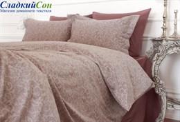 Комплект постельного белья Plum  Palette Grass Евро