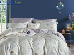 Комплект постельного белья Евро, тенсел 1526-6/160*30