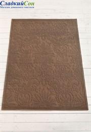 Коврик ALLEGRO Luxberry 150х200 100% хлопок бронзовый