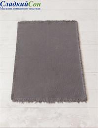Коврик CASUAL Luxberry 55x75 100% хлопок серый